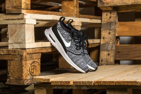 Nike W Air Max Thea Ultra Flyknit Black/ White