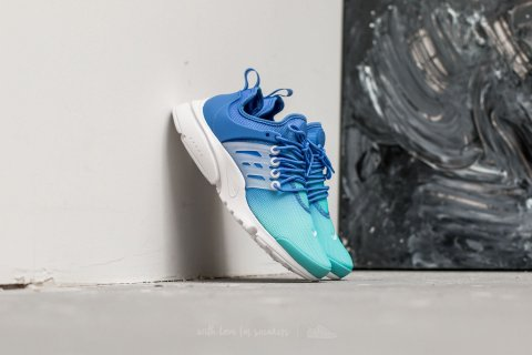 Nike Wmns Air Presto Ultra BR Still Blue/ White