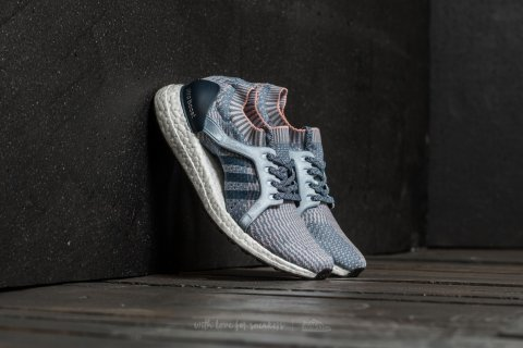 adidas Ultra Boost X Tactile Blue/ Easy Blue/ Haze Coral