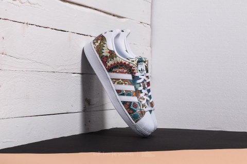 adidas Superstar W Ftw White/ Ftw White/ Noble Teal