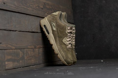 Nike Air Max 90 Winter Premium (GS) Medium Olive/ Medium Olive
